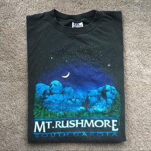 Vintage Mount Rushmore South Dakota T-shirt